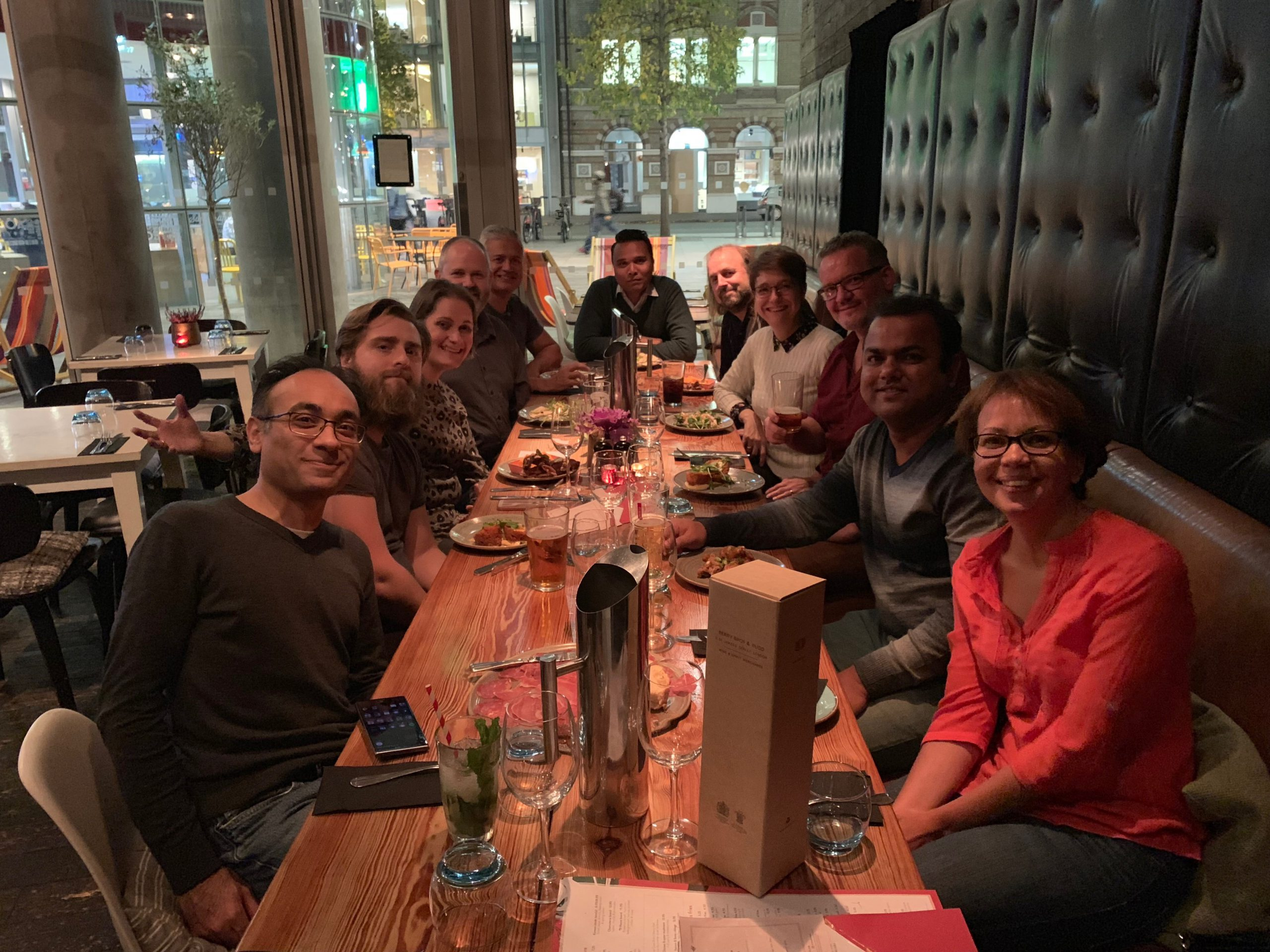 The Walpole Partnership Team