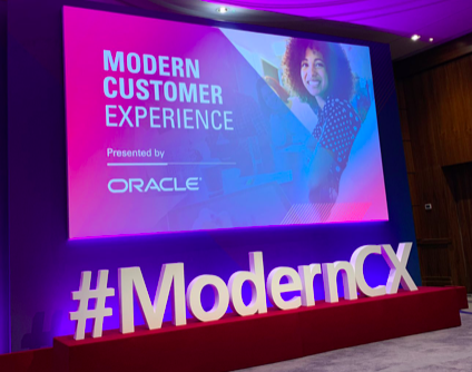 Oracle Modern CX