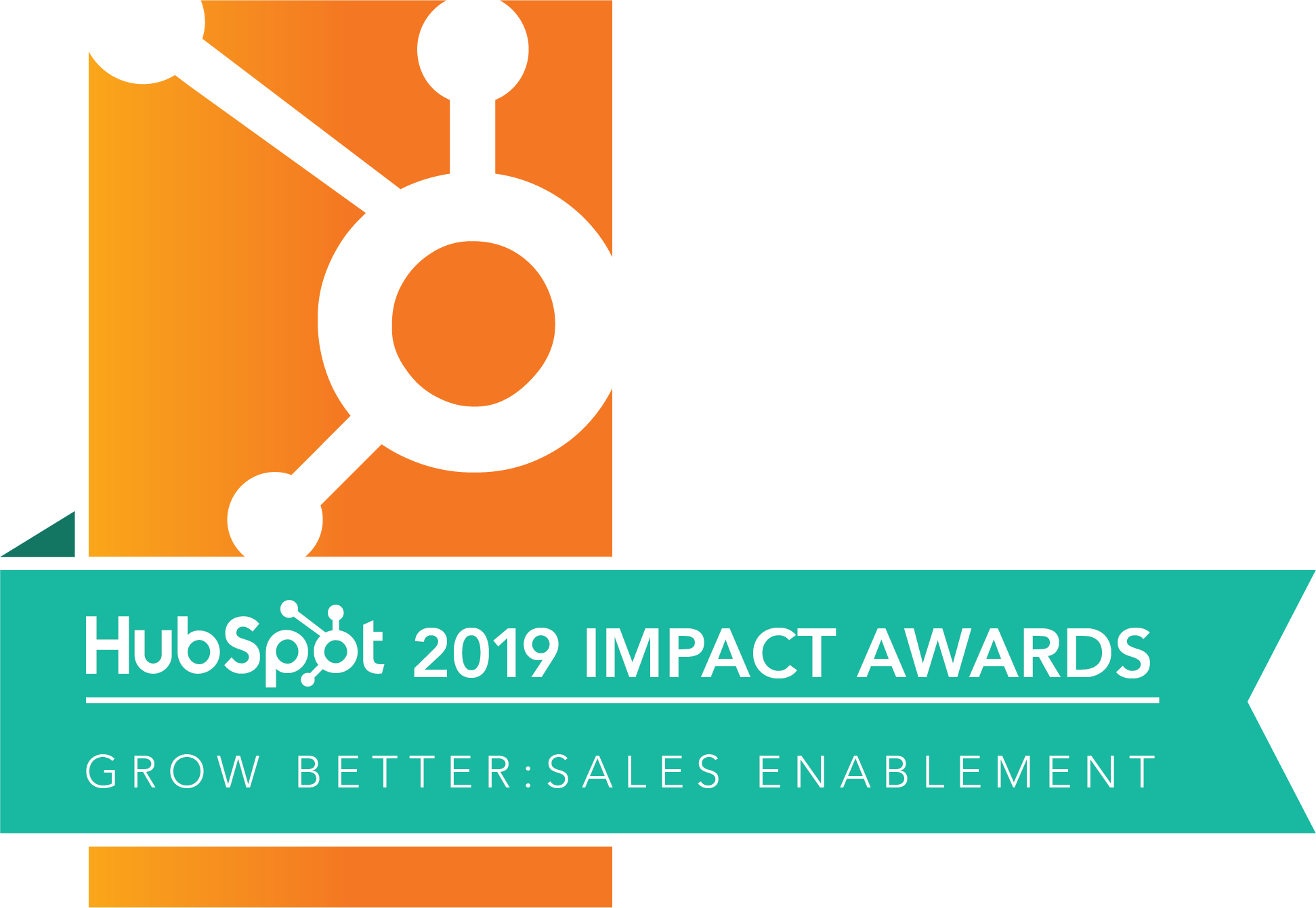 Hubspot Impact Awards 2019 Sales Enablement