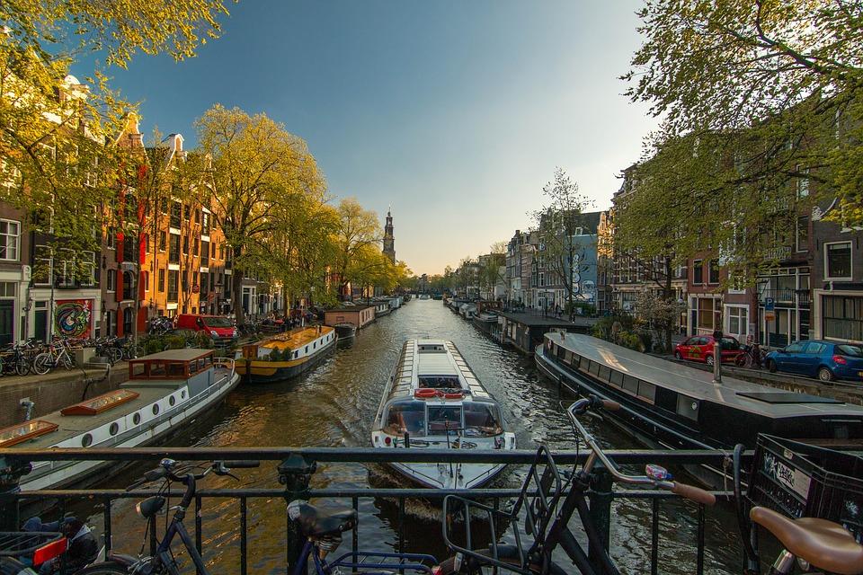 Discussing CPQ in Amsterdam