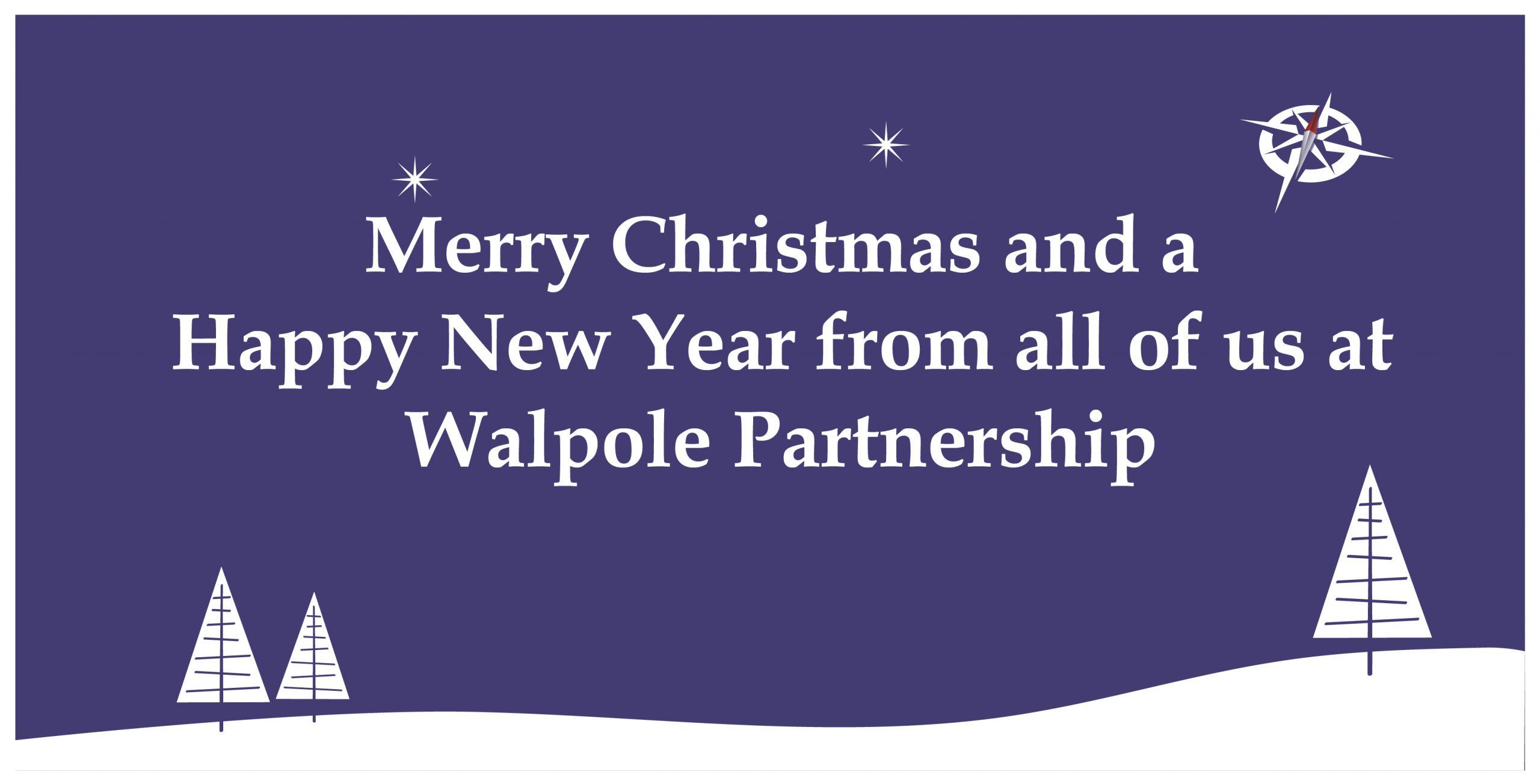 Walpole Partnership Merry Christmas 2019