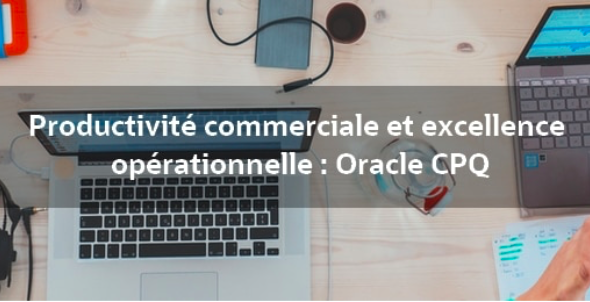 Paris Oracle CPQ Event