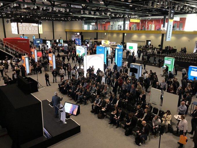 Oracle OpenWorld Europe 2020