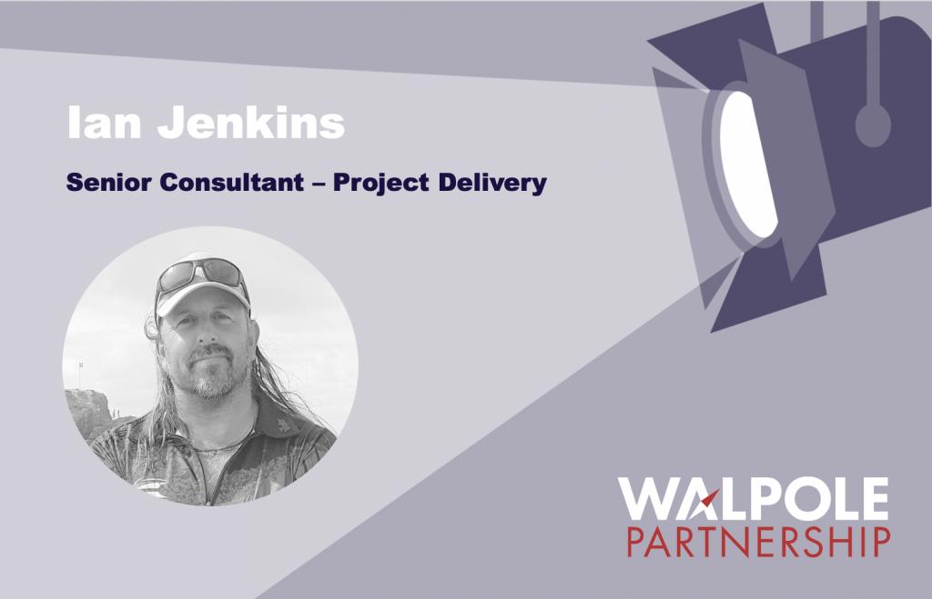 Spotlight on Ian Jenkins